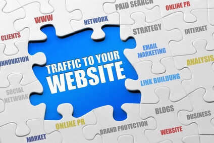 nov'al publishing traffic to your website
